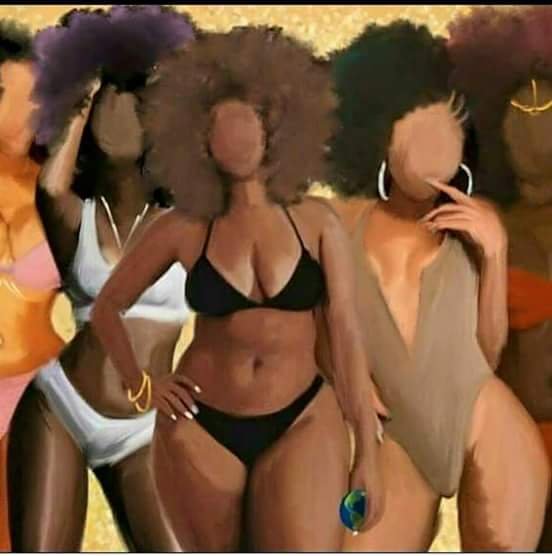 Shades of Melanin Women