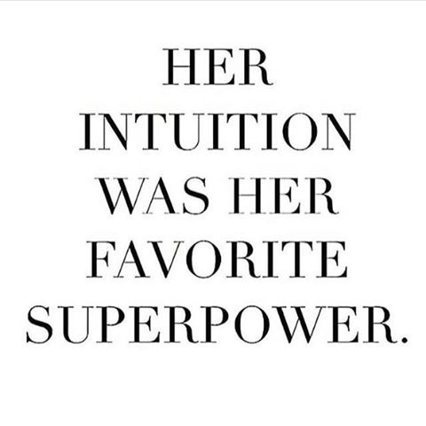 Superpower Intuition