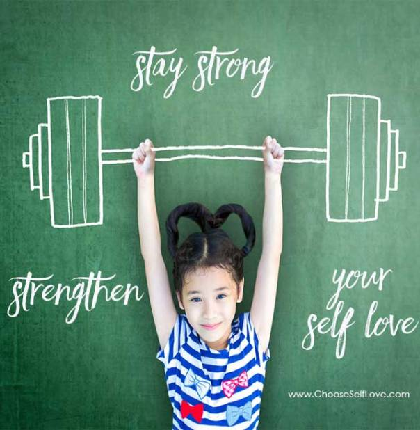 Stay Strong Self-Love